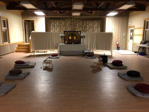 Zen Weekend Retreat November 2018, Camp Jewel, Colebrook CT