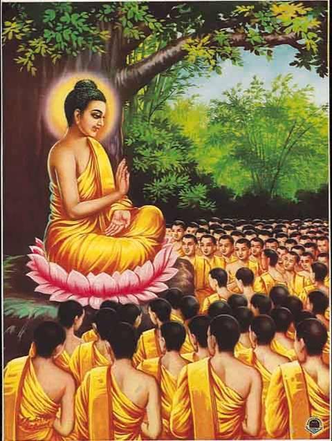 Buddha Sangha