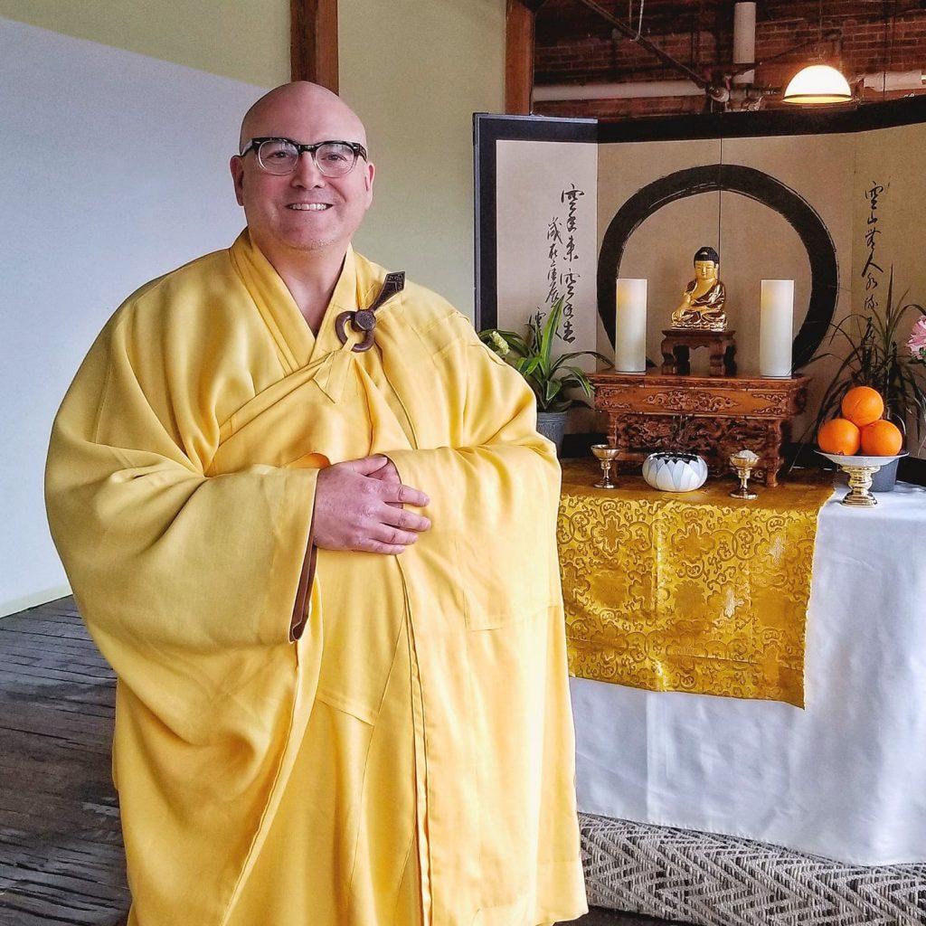 Rev. Shim Bo Sunim